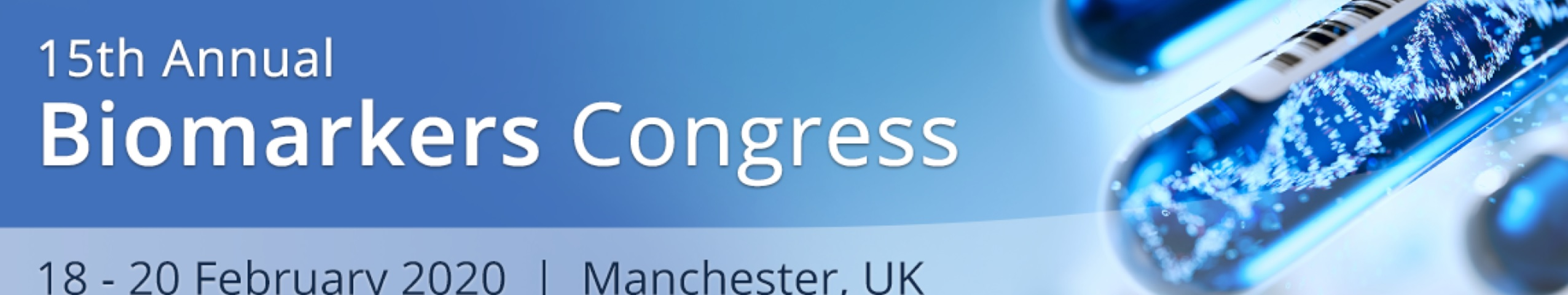 Affinity attends 15th annual Biomarkers Congress